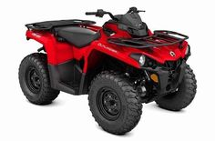 New 2016 Can-Am OUTLANDER L 570 ATVs For Sale in Pennsylvania. 2016 Can-Am OUTLANDER L 570, HighlightsRotax ® engine optionsContinuously Variable Transmission (CVT) with engine brakingDouble A-arm front suspensionTorsional Trailing arm Independent rear suspension (TTI)Visco-Lok ‡ auto-locking front differential1,300-lb (590 kg) towing capacity5.4-gal (20.5 L) fuel capacity25-in. Carlisle † Trail Wolf tiresSurrounding Spar Technology (SST) G2 frame with Geometric Contact…