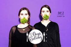 40 DAYS OF EATING #2 – Curry 36 by Franziska Taffelt