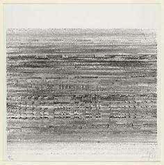 Heinz Mack. Untitled. 1961