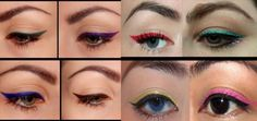 Simple eye makeup tips for 2014