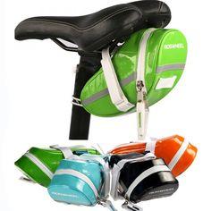 ROSWHEEL Bicycle Bag Cycling Waterproof Rear Rack Saddle Seat Storage
