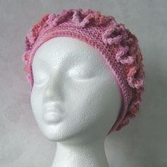 HyperHat : Hypatia pattern by Woolly Thoughts