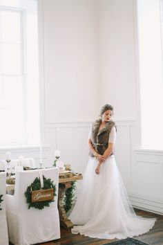 Winter Wedding Ideas | photography by http://jacquelynnphoto.com/