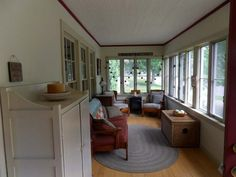 Enclosed porch, WI