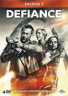 Defiance - Saison 3 - DVD NEUF SERIE TV
