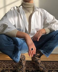 how to make outfits Layering Outfits, Trendy Outfits, Cute Outfits, Fashion Outfits, Fashion Tips, Fall Winter Outfits, Autumn Winter Fashion, Turtleneck Outfit, Business Outfit