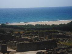 ruinas playa Bolonia