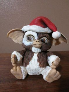 GIZMO !! An 80's theme or a gremlin cake would be awesome