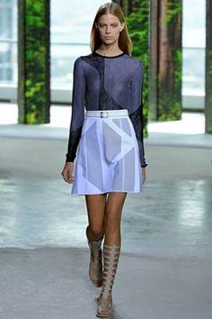 Hugo Boss womenswear, spring/summer 2015, New York Fashion Week