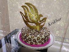 Cake leopardo