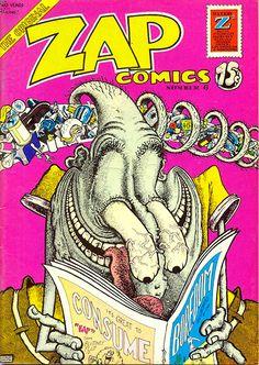 Zap Comix #6 by Gilbert Shelton