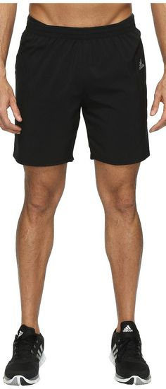 adidas Response 7 Shorts (Black) Men's Shorts - adidas, Response 7 Shorts, BJ9339, Apparel Bottom Shorts, Shorts, Bottom, Apparel, Clothes Clothing, Gift, - Street Fashion And Style Ideas