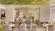 giardino lago by raumforum Restaurant Design, Table Decorations, Furniture, Home Decor, Decoration Home, Room Decor, Home Furnishings, Arredamento, Dinner Table Decorations