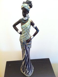 figurines ladies african - Buscar con Google