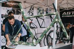 RE-PIN THIS!!! http://www.cardosystems.com/  Camo bikes will never get old!