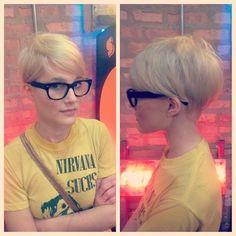 Hallo brillentragende Beauties .., aufgepasst! Diese 12 Kurzhaarfrisuren haben wir speziell für Dich ausgesucht! - Seite 2 von 12 - Neue Frisur