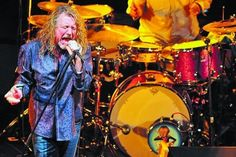 Robert Plant and The Band of Joy here in 2010.