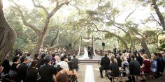 Oak Canyon Nature Center $780 for ceremony only