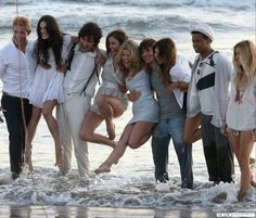 Just finished watching the 90210 series:( it'll never be the same w/o your guys' insane drama and friendship <3