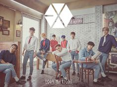 EXO Plays Old-School Arcade Games in Japanese PV for 'Love Me Right Romantic Universe' | Koogle TV