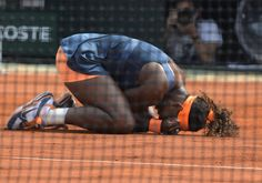 PHOTOS: Serena Williams vs. Maria Sharapova