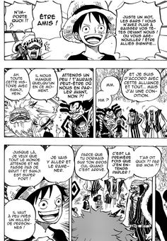 Luffy xD Attention spoil