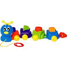 Brinquedo Centopéia - Calesita