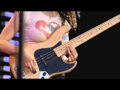 ▶ Tal Wilkenfeld - Solo Bass (HD) - YouTube this chic is such a bad ass bass player!