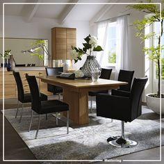 Musterring KANTO Speisezimmer | dining room