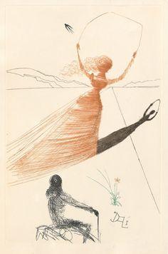 Edição de Alice no País das Maravilhas com ilustrações inéditas de Salvador Dalí (1969) é republicada depois de anos - Follow the Colours