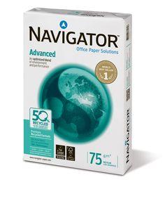 Navigator Advanced 75 g/m² 50% recycled