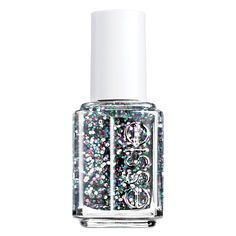 essie luxe effects nail polish, jazzy jubilant | Get more sparkly essie nail polish at Beauty.com.
