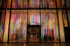 Louis Vuitton NYC storefront