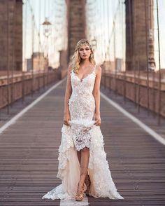 Beautiful bridal dress..