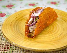 Slow Cooker Cochinita Pibil / @DJ Foodie / DJFoodie.com