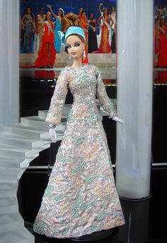 Miss Lithuania 2013/14 by Ninimomo Dolls
