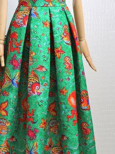 Shweshwe Dresses, Ankara Dress, Blouse, Floral, Skirts, Tops, Fashion, Atelier, Moda