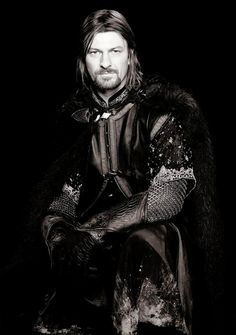 Sean Bean as Boromir in 'The Lord of the Rings' .