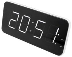 Soundmaster UR8900SI - Wekker zonder radio