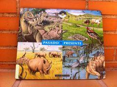 Un nuevo libro de dinosaurios: Pasado y presente