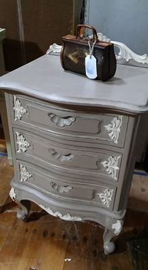Loving This Vintage Nightstand With Many Details   For Sale At HERITAGE  MILL ANTIQUES U0026 DESIGNER. Vintage AntiquesCharlotte NcNightstand