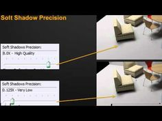 3dsMaxDesign-Working with the Simplified mental ray rendering panel - YouTube