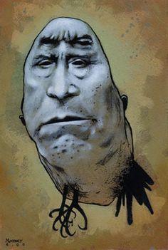 You Guys Are Just Brutal Illustration by Aaron McKinney Art Prints, Guys, Portrait, Illustration, Art Impressions, Men Portrait, Illustrations, Art Print, Boys