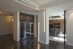 Integrar la cocina en el salón. Uno de nuestros trabajos de diseño y decoración de interiores.