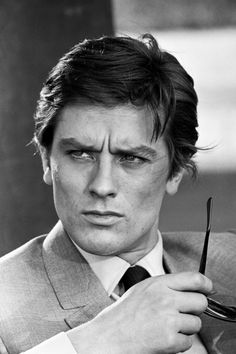 Style Inspiration: 45 Times Alain Delon Looked Like The Man