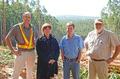 Mpumalanga-based contractor mechanises with Bell and John Deere - SA Forestry Online Business Profile, Blazer, Blazers