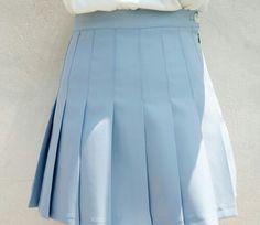 i rlly want a cheerleader skirt Rei Ayanami, Mode Renaissance, Fleur Delacour, Everything Is Blue, Haruhi Suzumiya, Sailor Mercury, Neon Genesis Evangelion, Blue Aesthetic, Gilmore Girls