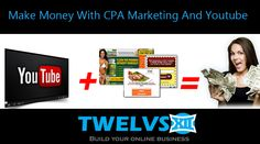 CPA Marketing stands forCost Per Action. CPA networks will pay you every time that a visitor fills up one of their offers.