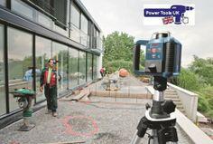 Bosch GRL300HVGLWR Rotation Lasers