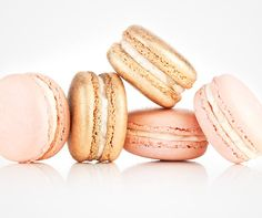 You'll be amazed at the unique flavors that can be packed into each tiny macaron.